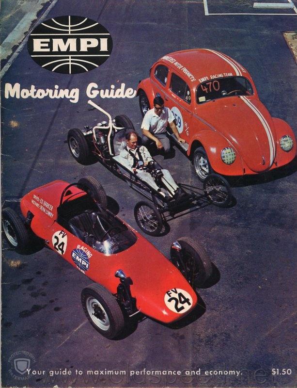 Catalog EMPI 1966