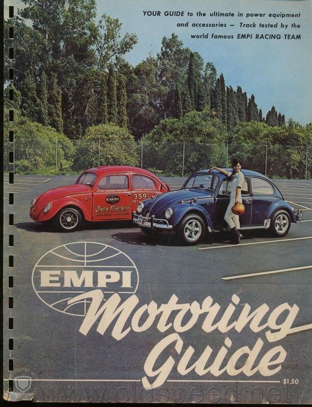 Catalog EMPI 1967