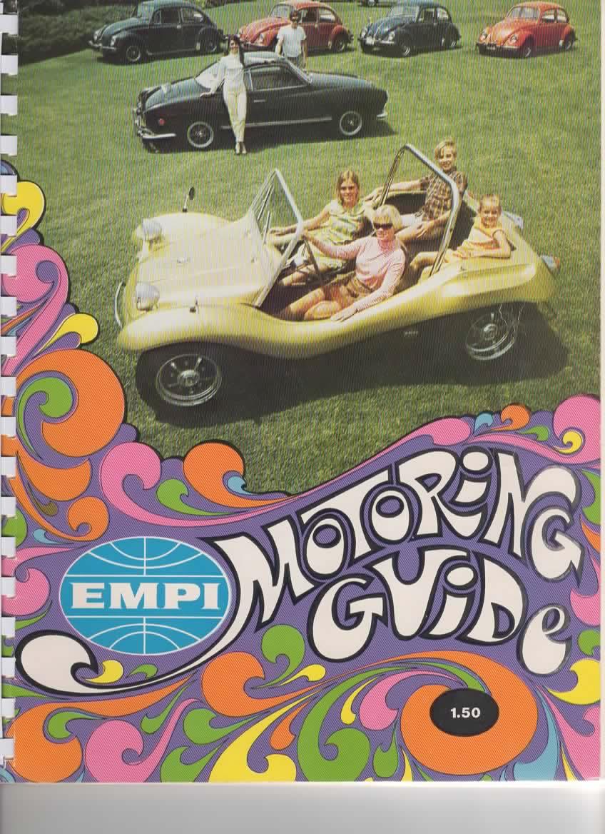 Catalog EMPI 1968