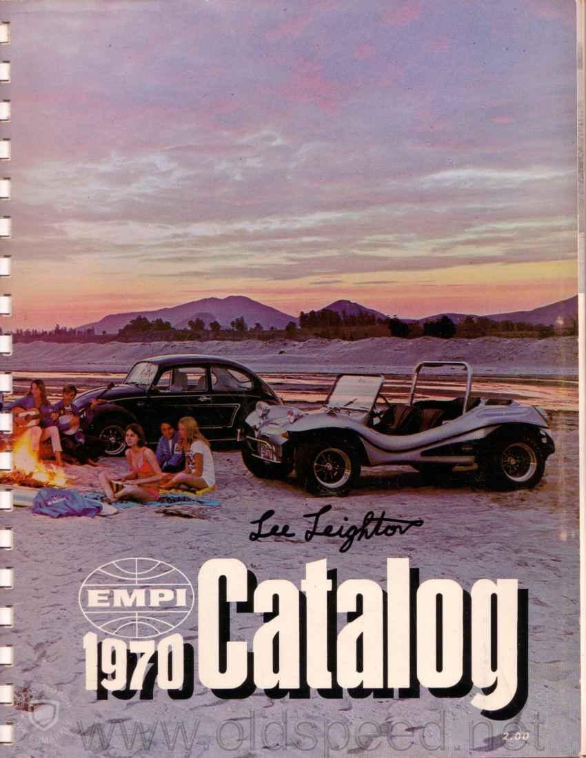 Catalog EMPI 1970