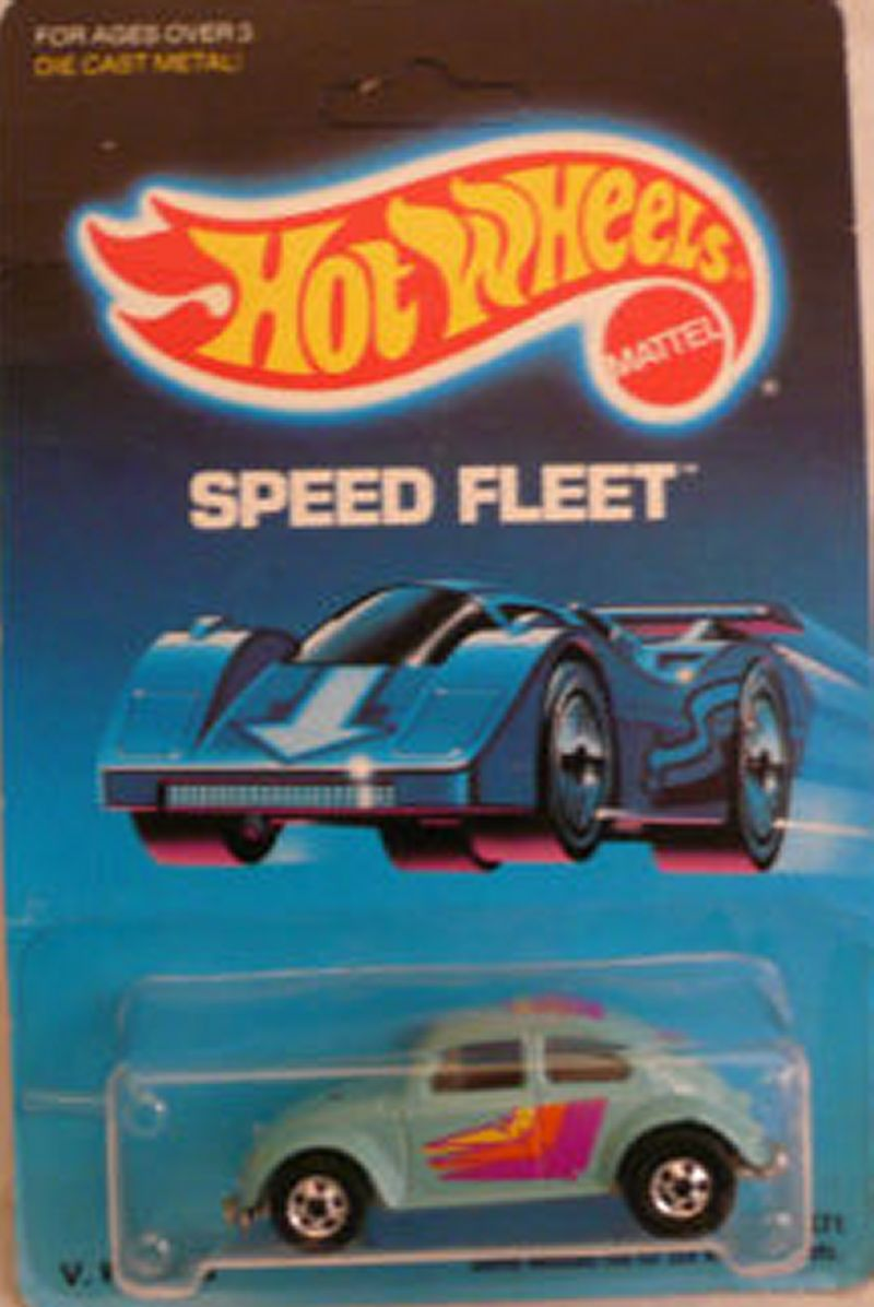 VW Bug Speed Fleet(1998)