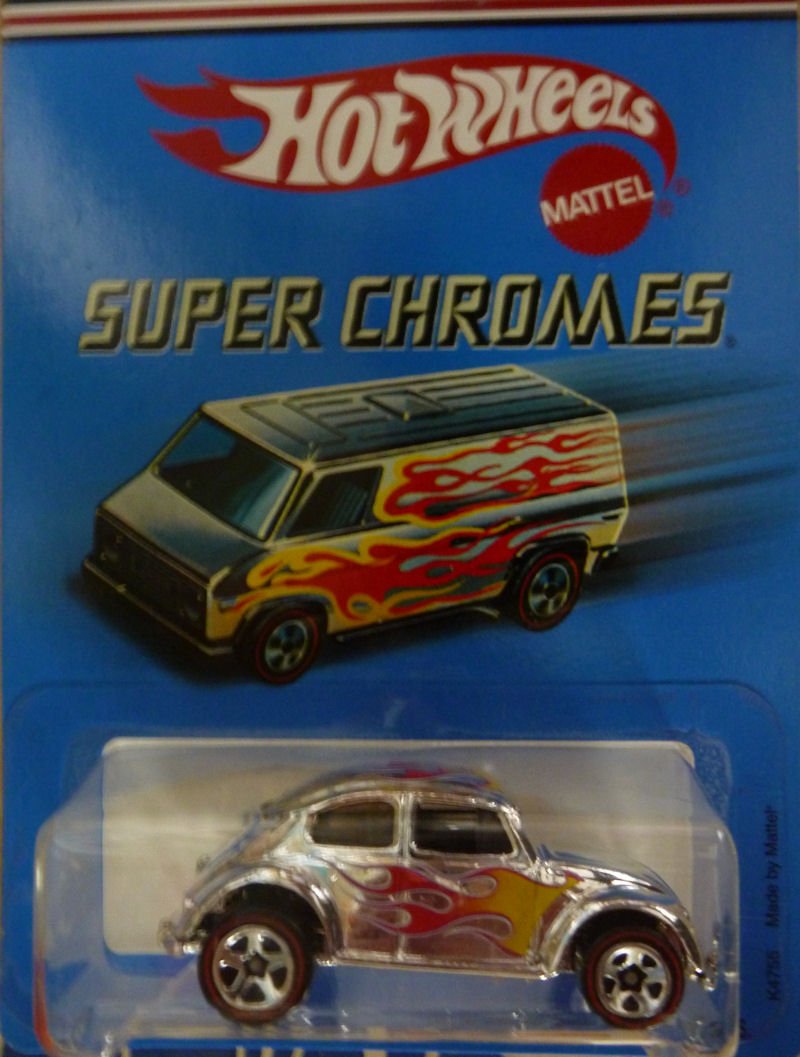 "Beetle Super Chromes ""Flames""  (2006)"
