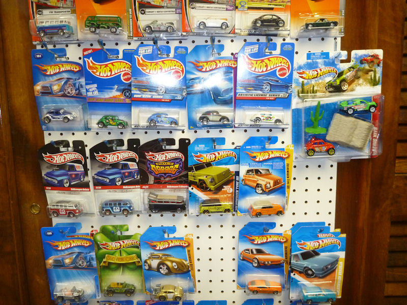 hot wheels collection 2