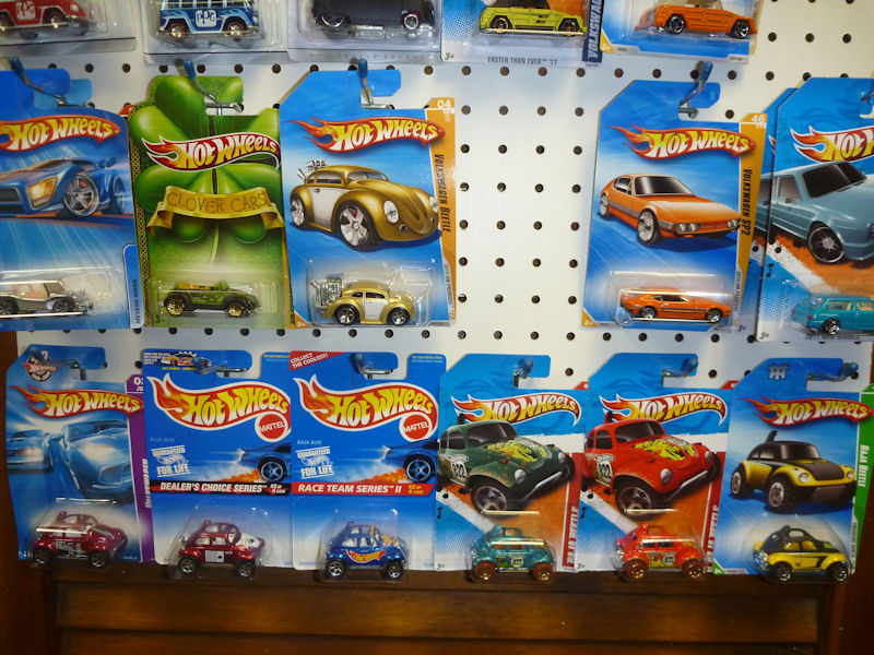 hotwheels collection 3
