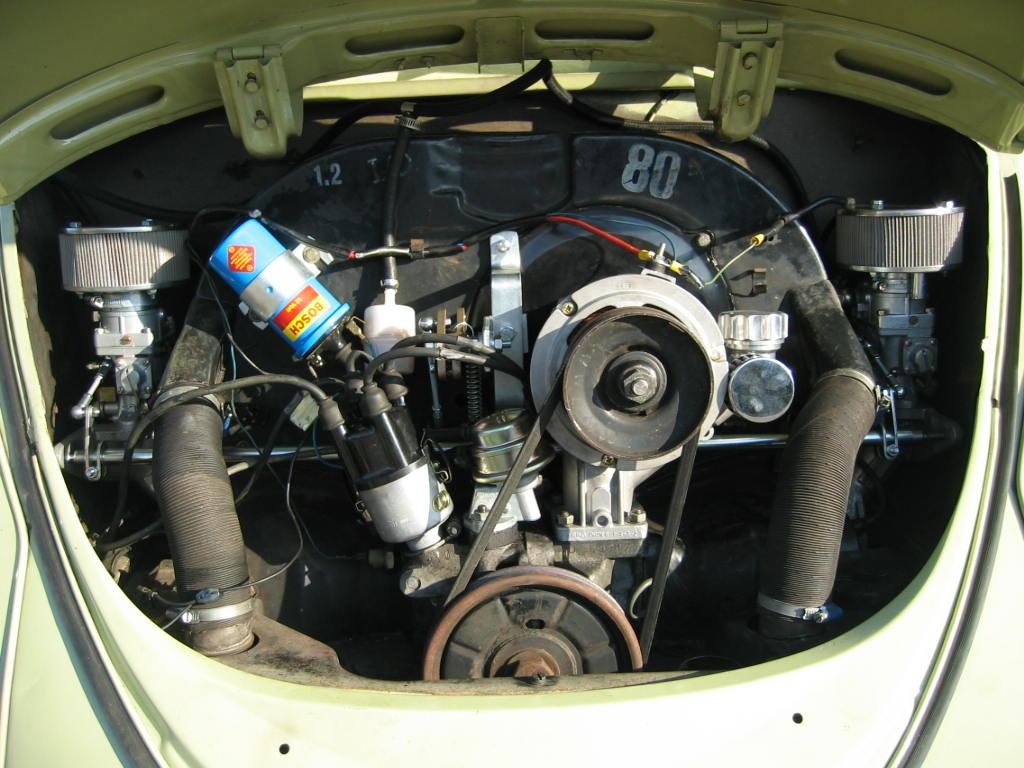 Vw Kit Car For Sale >> 1962 VW Beetle 1200 kit Riechert deux carbus solex 28 PIC