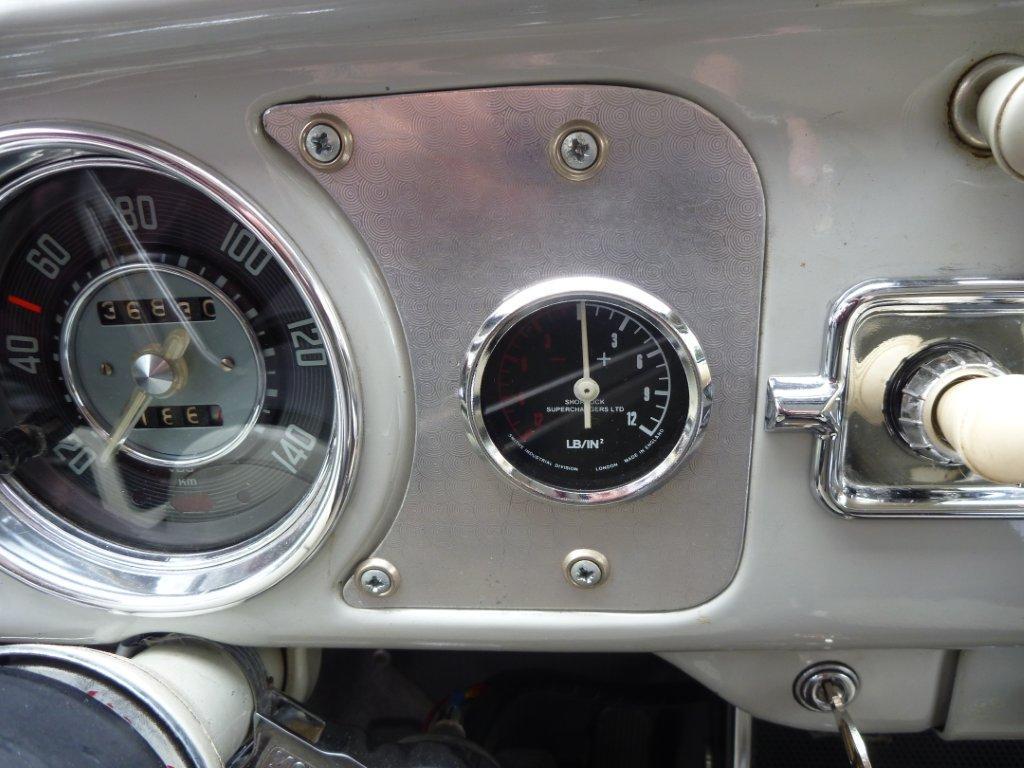 Shorrock gauge beetle vw