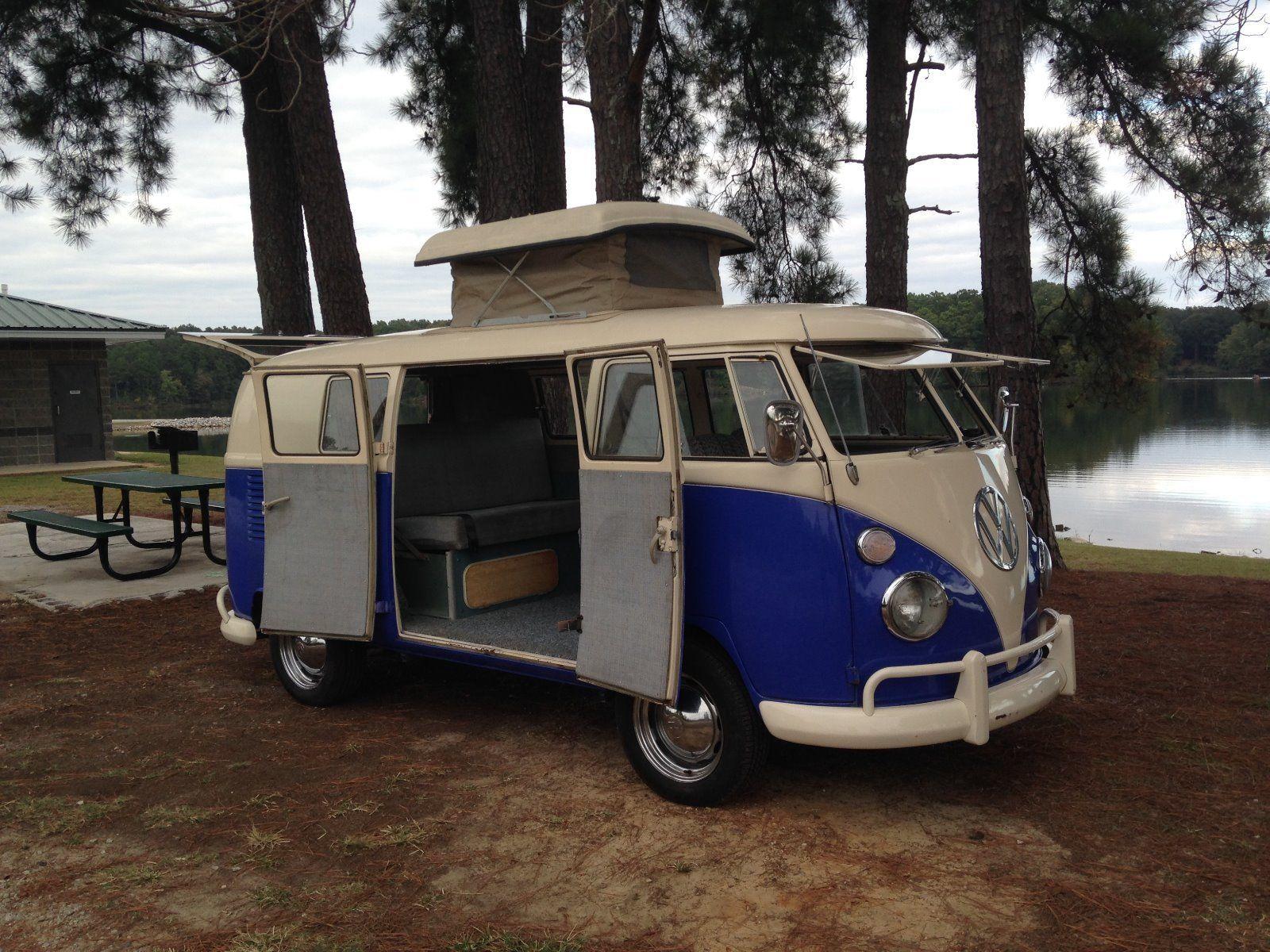 1966 VW Westfalia Westy Camper Kombi