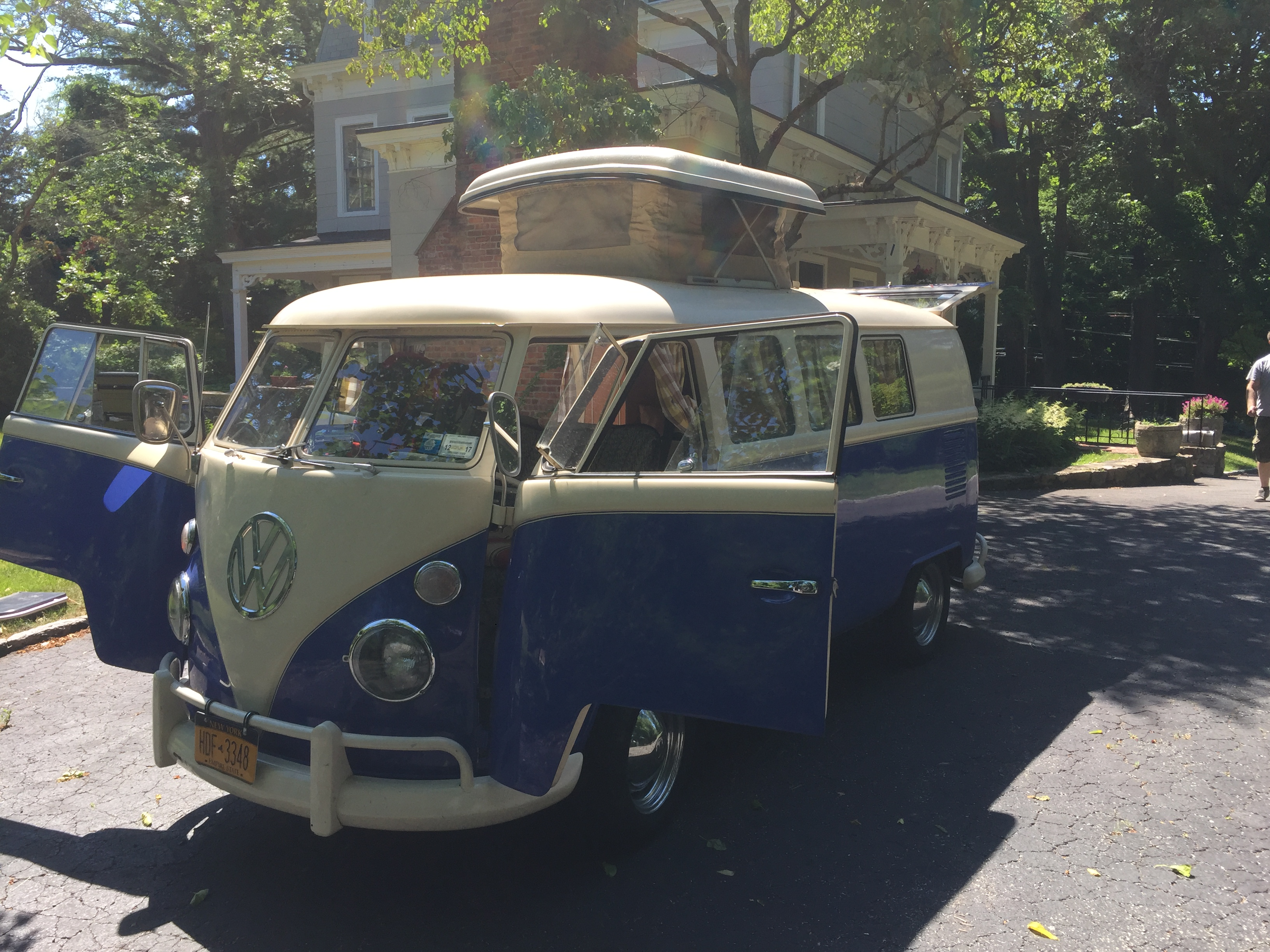1966 VW Combi Kombi westfalia westy camper